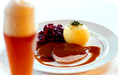 Seasonal menu | German restaurant