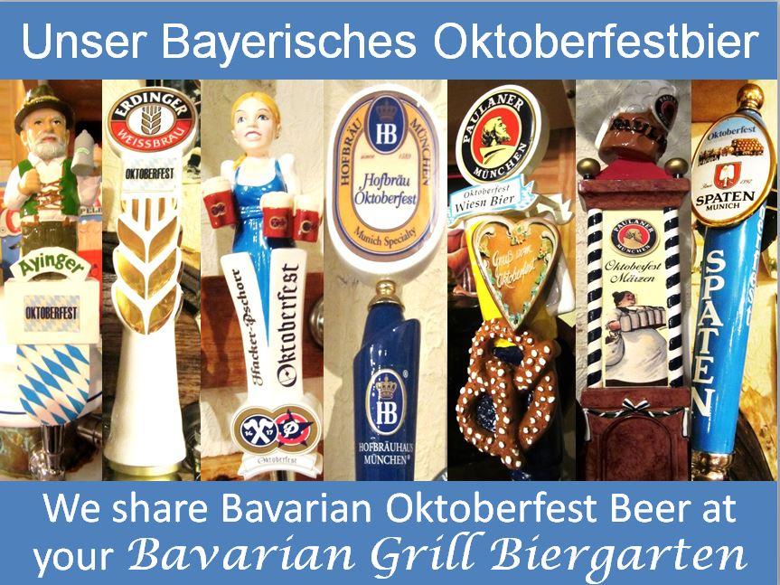 Unser Bayerisches Oktoberfestbier