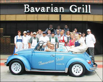 Bavarian Grill German Restaurant Plano