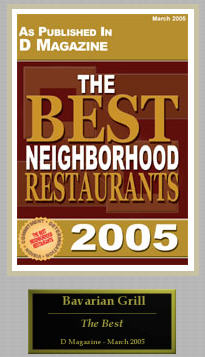 Best Neighborhood Restaurants