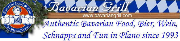Bavarian Grill Restaurants in Plano