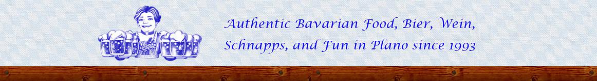 Bavarian Slogan