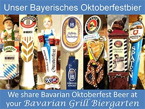 We serve Oktoberfest German beer year-round to our guest from Allen, Plano, Addison, Richardson, Frisco, Dallas and all the surrounding cities