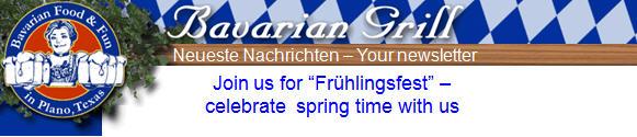 Bavarian Grill Fruhlingsfest